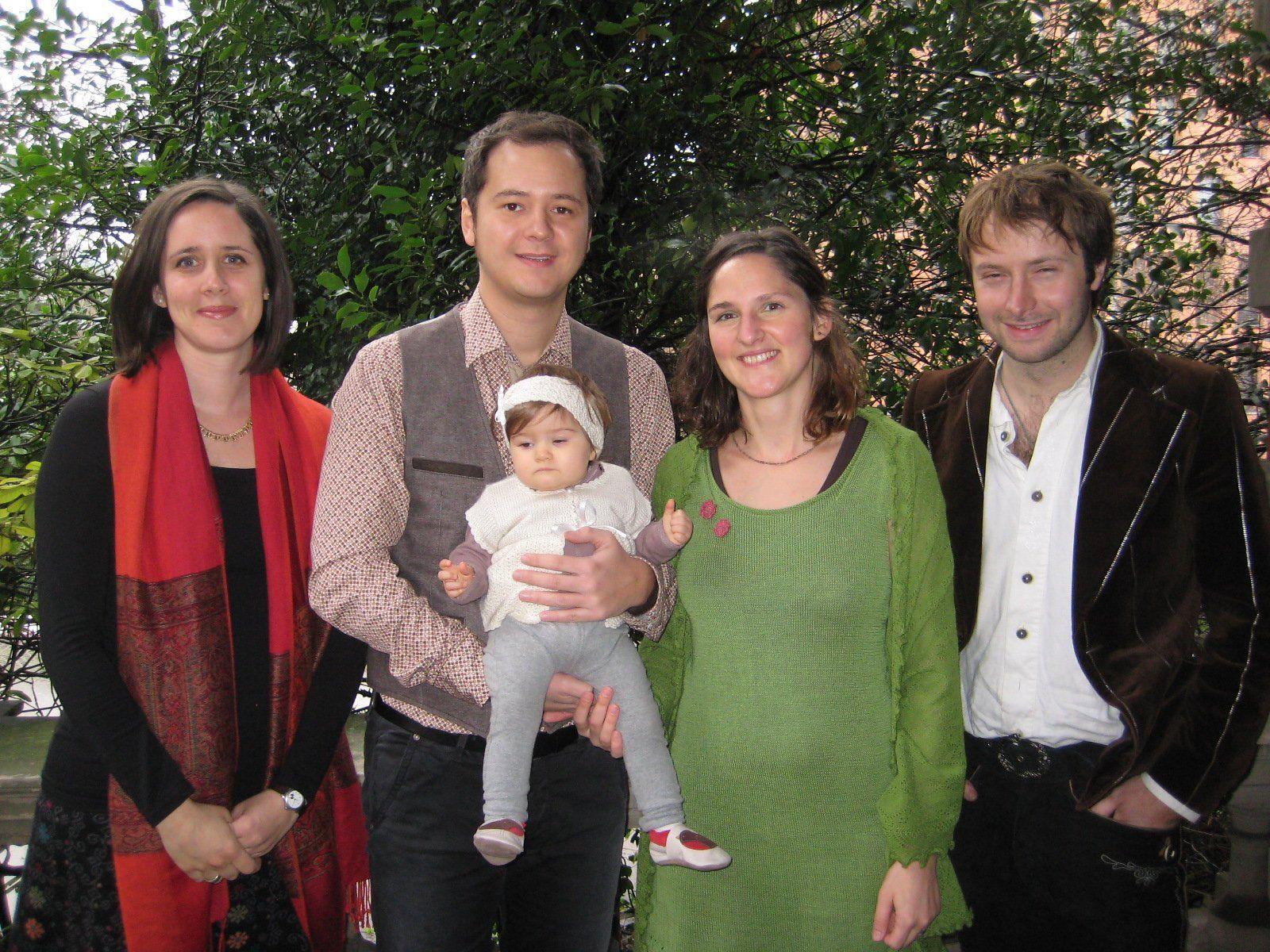 Anja Burtscher und Benjamin Marte haben geheiratet.