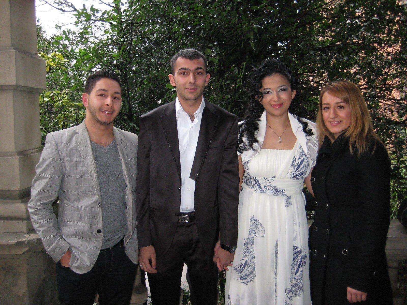 Döndü Yorulmaz und Lokman Yigit haben geheiratet.