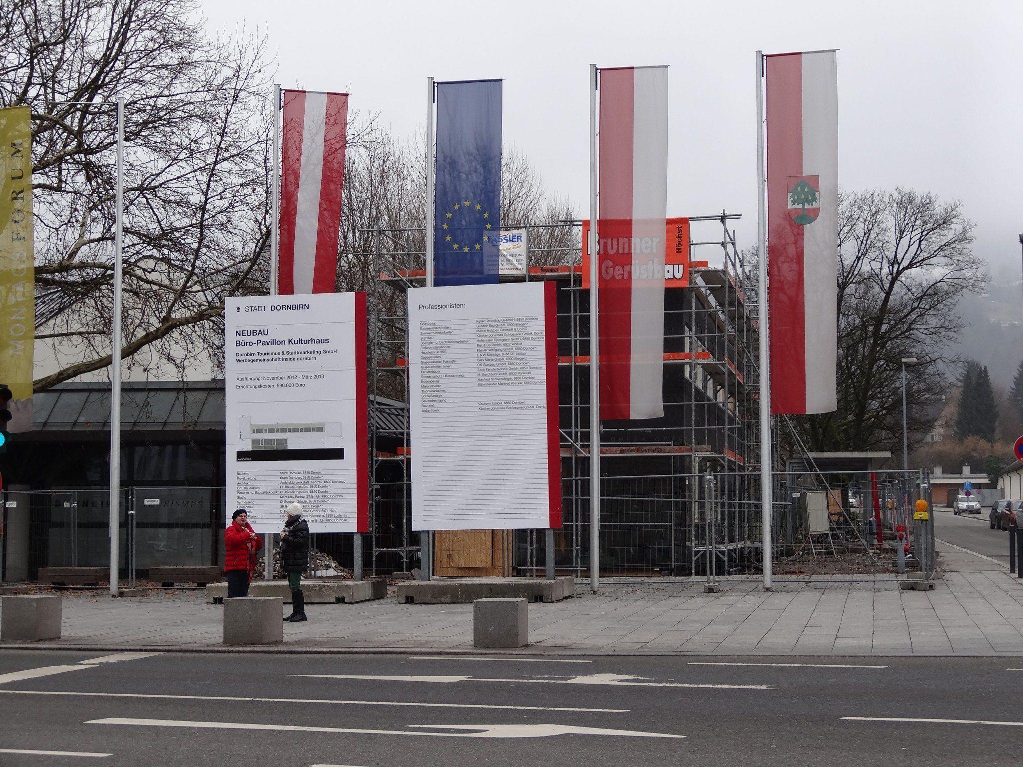 In die neue Servicestelle werden 590.000 Euro investiert.