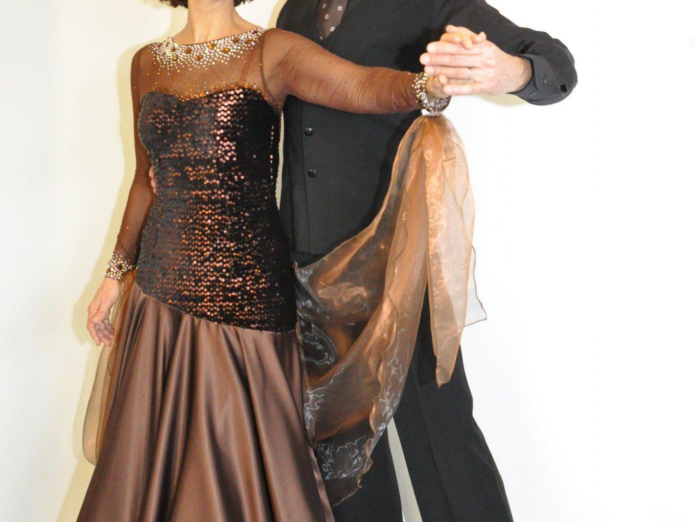 Das neue Tanzpaar des TSC: Ingrid Mol und Thijs Niesten