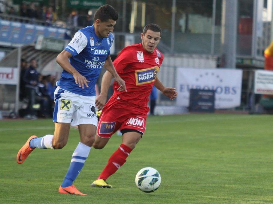 Arvedin Terzic spielt künftig bei Wiener Neustadt in der Bundesliga und kehrt dem FCL den Rücken.