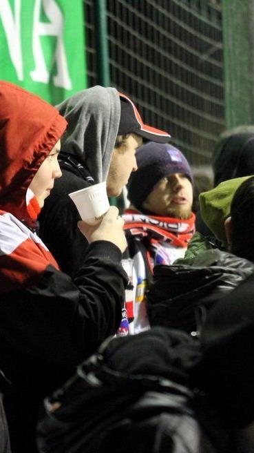 Die VEU Fans hoffen wieder auf sportlich bessere Zeiten und Erfolge ihres Lieblingsklubs.