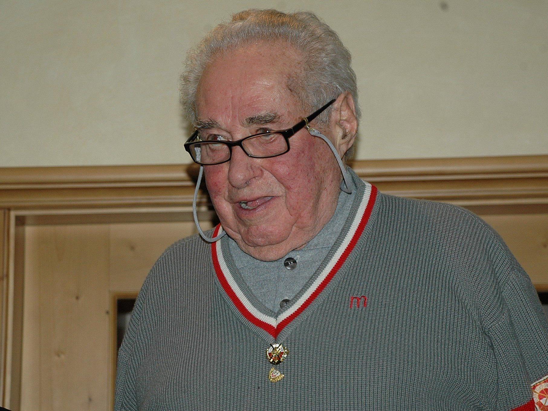 Herbert Schneider verstarb im vergangenen Sommer.
