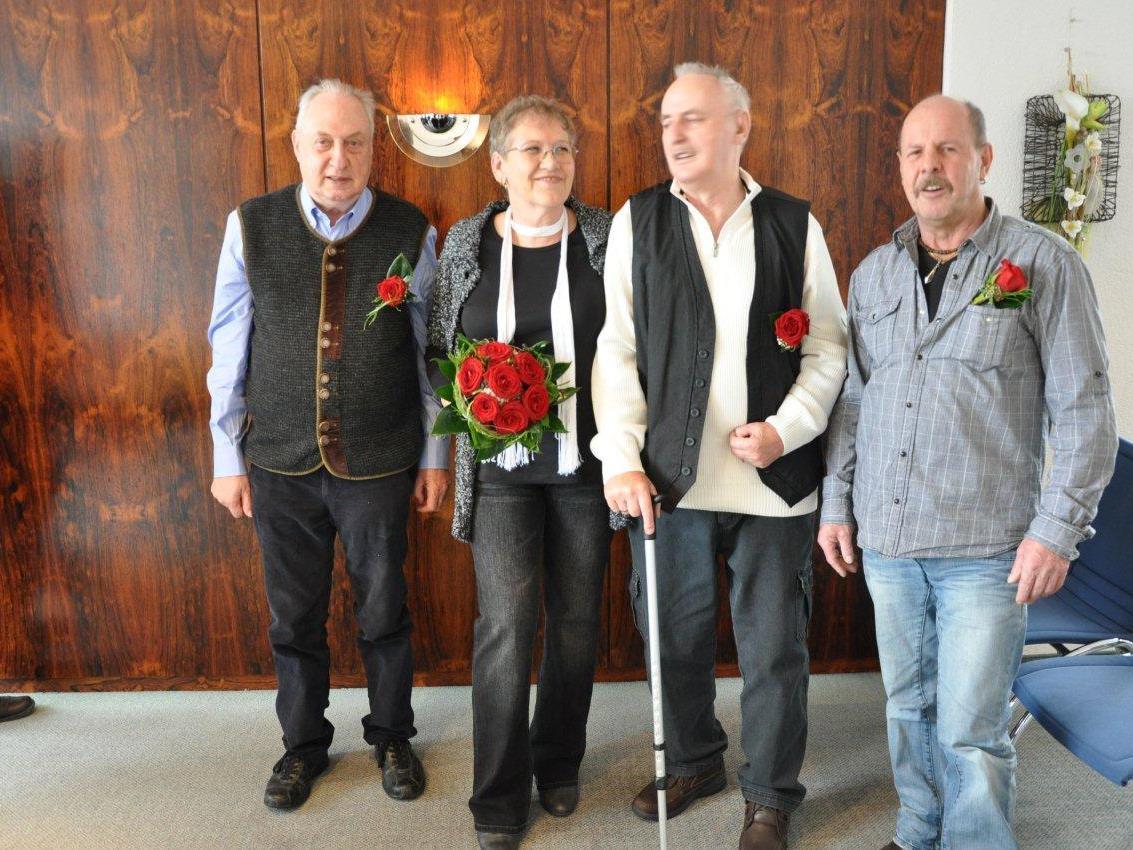 Ursula Marianne Knothe und Werner Walch haben geheiratet