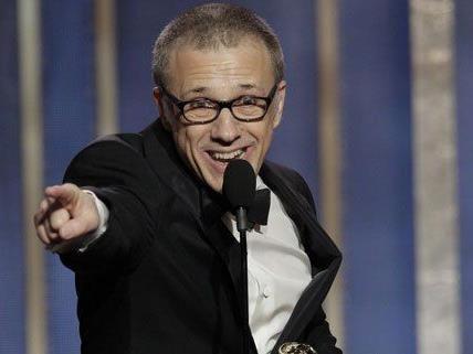 Golden Globes 2013: Christoph Waltz und Michael Haneke gewinnen Awards