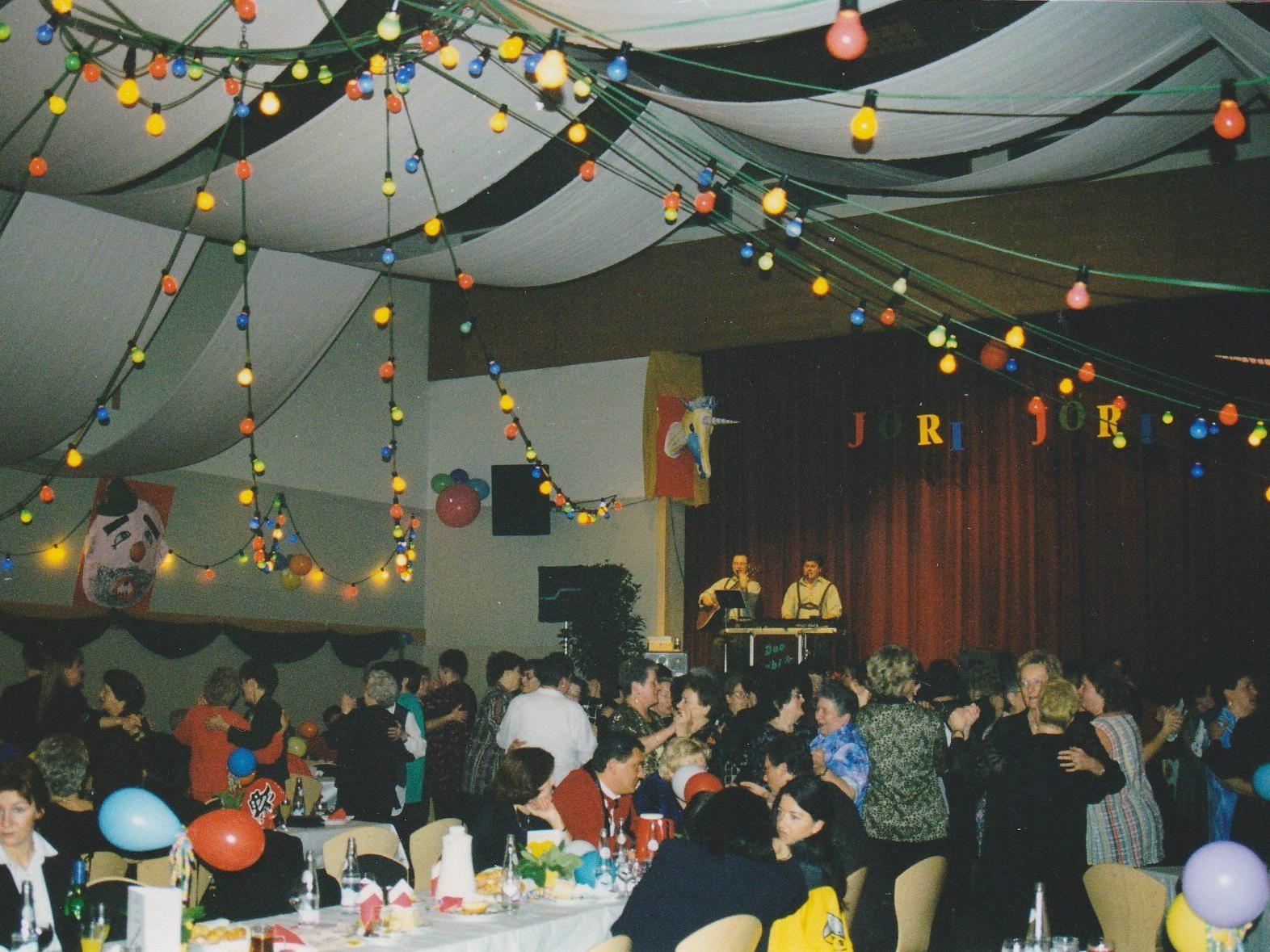 Alte Tradition: Das jährliche Kaffeekränzle der SPÖ Frauen Bludenz