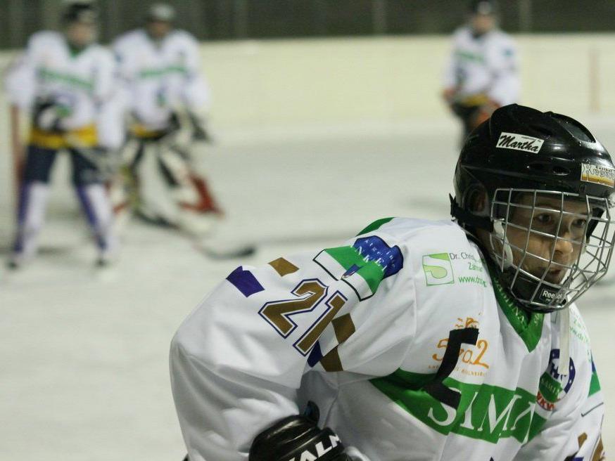 Elke Mähr und Co. freuen sich auf das erste Frauen-Eishockeyturnier auf der Gastra.