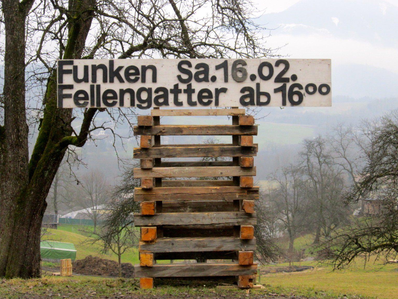 Bald ist es endlich wieder so weit: Fellengatter feiert altes Brauchtum auf Wilhelms Bündt