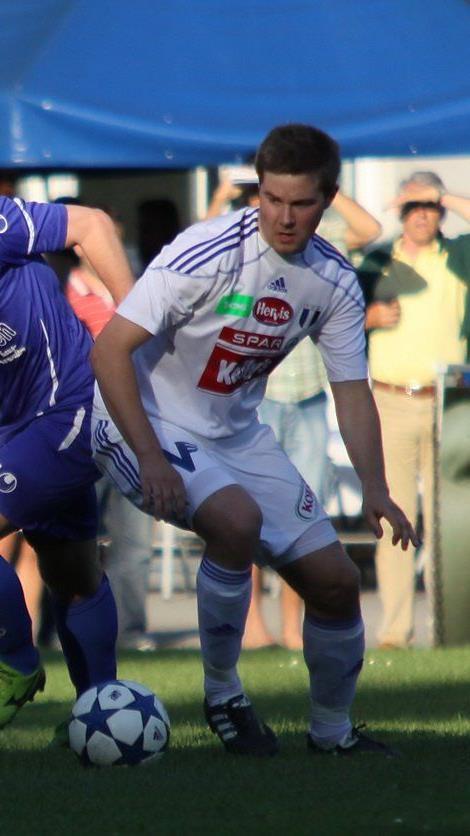 Rene Fink wird nach seinem Kreuzbandriss im Frühjahr für den Wälderklub Bizau spielen.