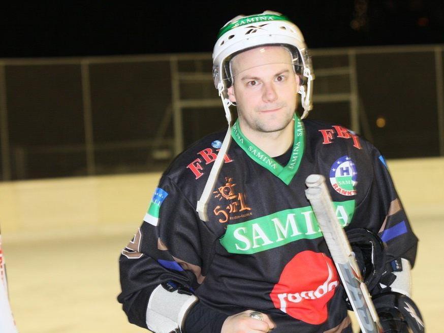 Ein wahrer Glücksgriff für den HC Samina Rankweil: Jonny Hehle schoss schon 31 Treffer.