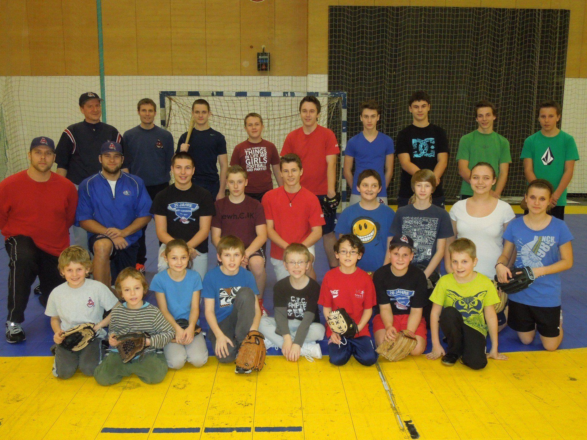 Die Indians hoffen, dass auch ab Frühjahr wieder Baseball in Dornbirn gespielt werden kann.