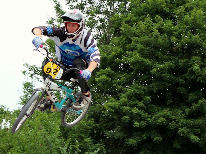 Neuer BMX-Übungsleiter Julian Amann