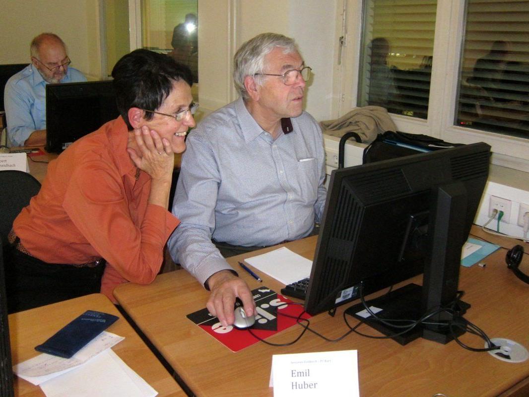 Ab Februar gibt es neue PC SeniorInnen-Kurse in der Polytechnischen Schule