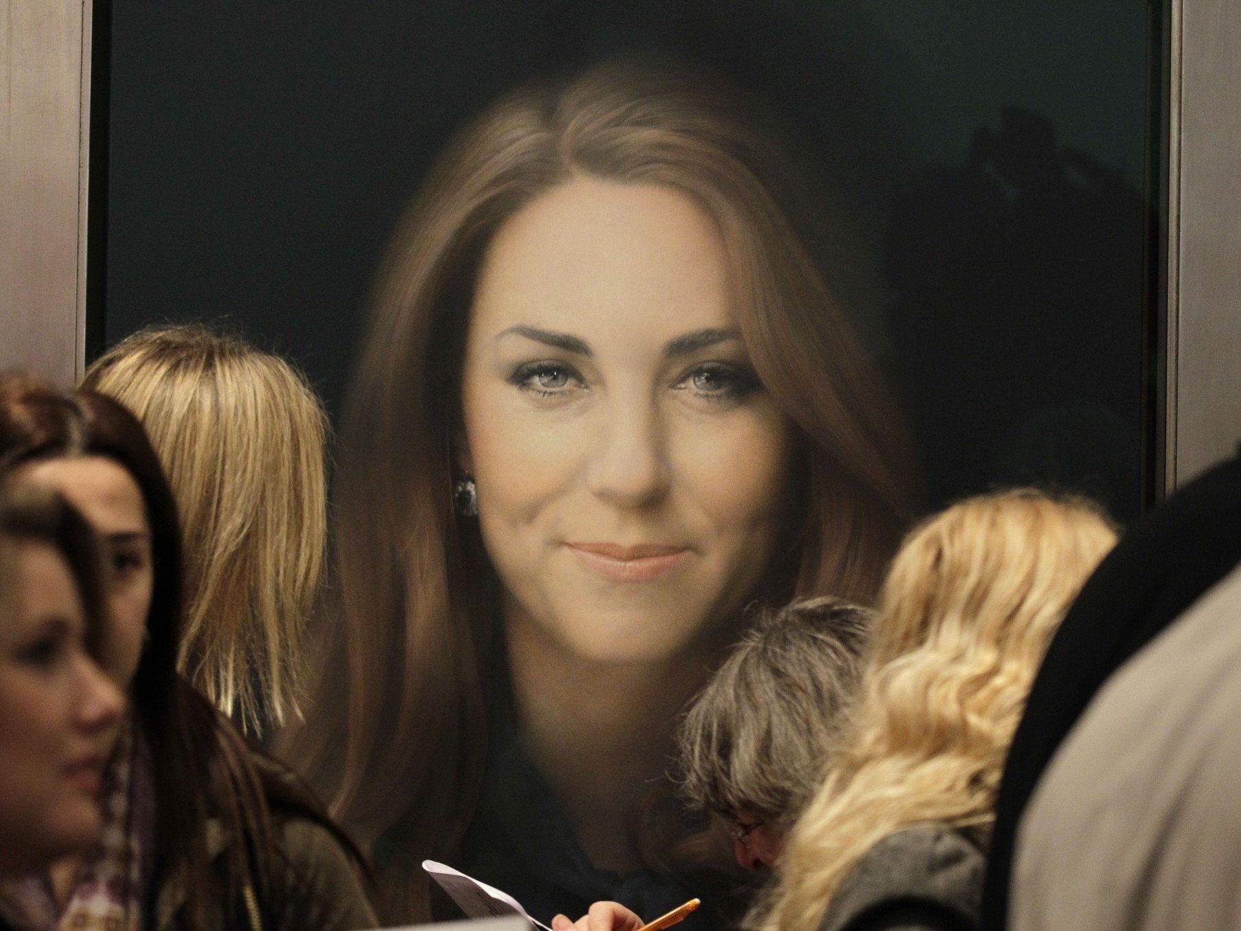 """""""Wie Vampir"""": Bild von Kate."""