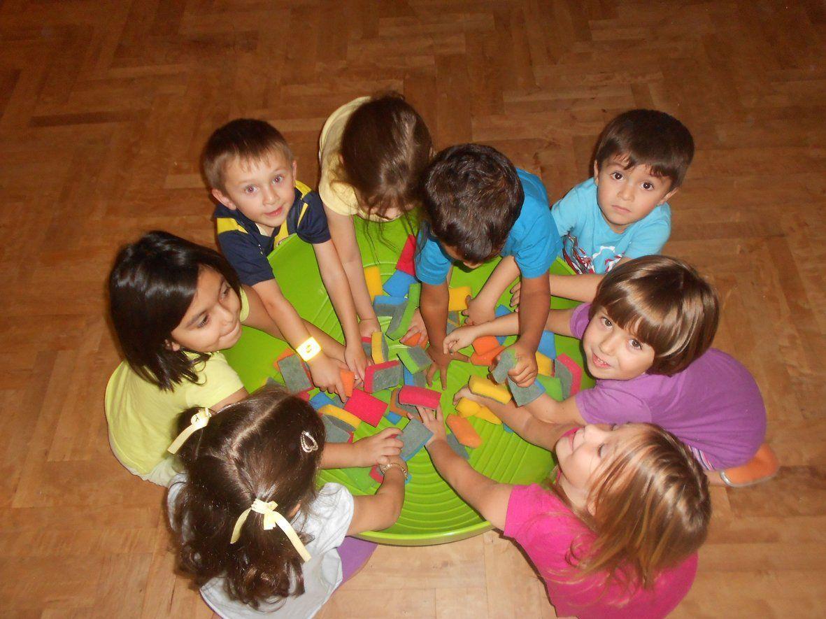 Nächsten Monat gibt es viele Informationen zu Kindergarten und Einschreibung.