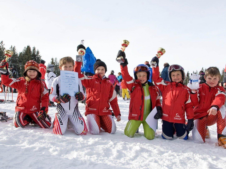 Am Sonntag, 27. Jänner findet am Bödele wieder der Kinder Skitag statt.