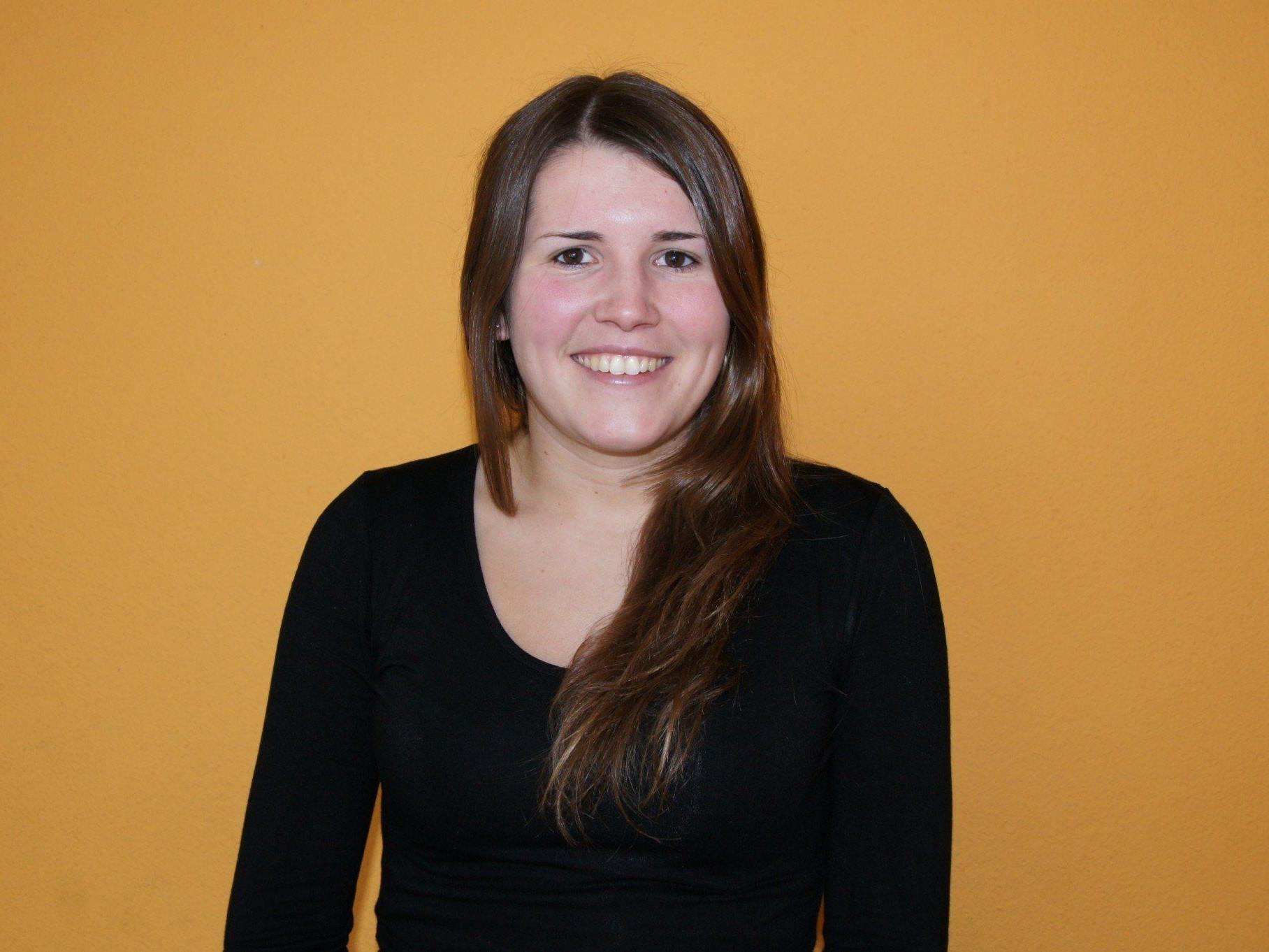 Die 22-jährige Dornbirnerin Daniela Bader trainiert mit Aushängeschild Yvonne van Vlerken.