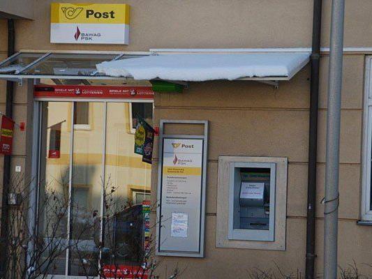 Diese Postpartner-Filiale in Wimpassing war immer wieder Ziel von Raubüberfällen