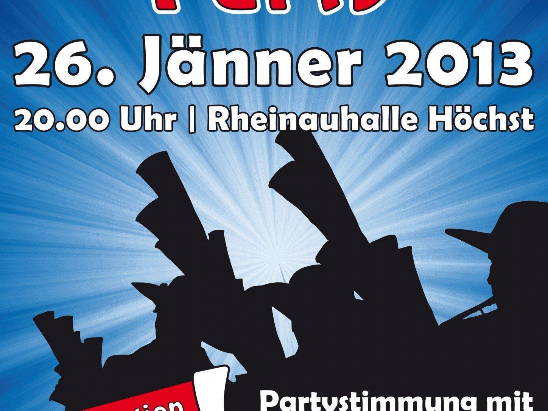 Schalmeien Party
