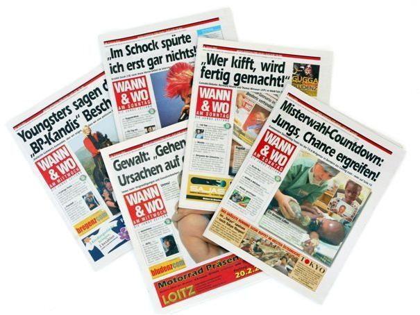 Stellenangebot: Zeitungsausträger (m/w)