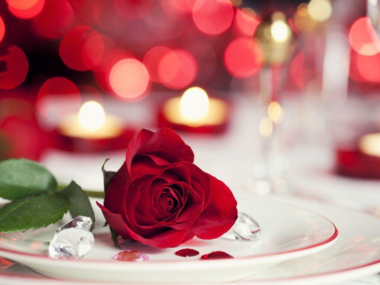 Wir verlosen ein Valentinstags-Candlelight Dinner im Hotel Marriott.