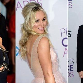 Zahlreiche Promis erschienen bei den People's Choice Awards 2013.