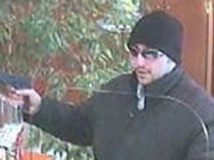 Dieser Mann wird wegen dreifachen Bankraubs von der Polizei Niederösterreich gesucht.