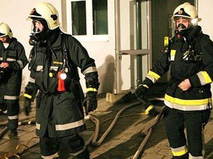 Am Freitag musste die Feuerwehr zu einem Brand in Wien-Döbling ausrücken.