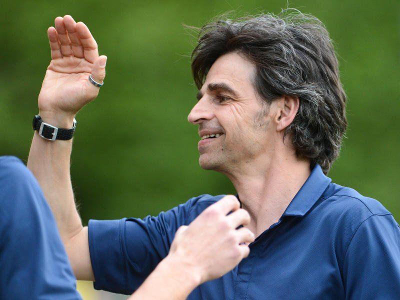 FC Lustenau Neocoach Daniel Madlener darf sich über seine erste Trainerstation im Profibereich freuen.
