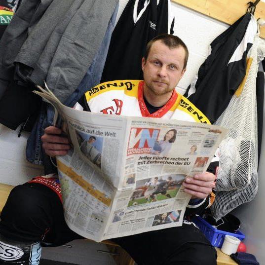 Dreifach-Funktion für Michael Lampert: Geschäftsführer, Sportchef und Trainer bei der VEU Feldkirch.