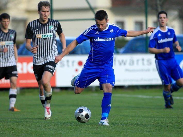 Vier Abgänge verzeichnet der Landesligaklub SC Göfis.
