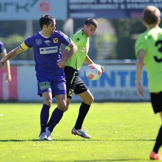 Hakan Karakas wechselt von Fußach in den Bregenzerwald zum FC Krumbach.