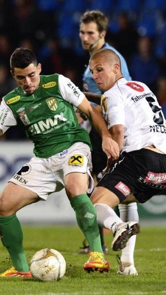 Danilo Soares wird wohl aufgrund eines Bänderriss im Knöchel für längere Zeit ausfallen.