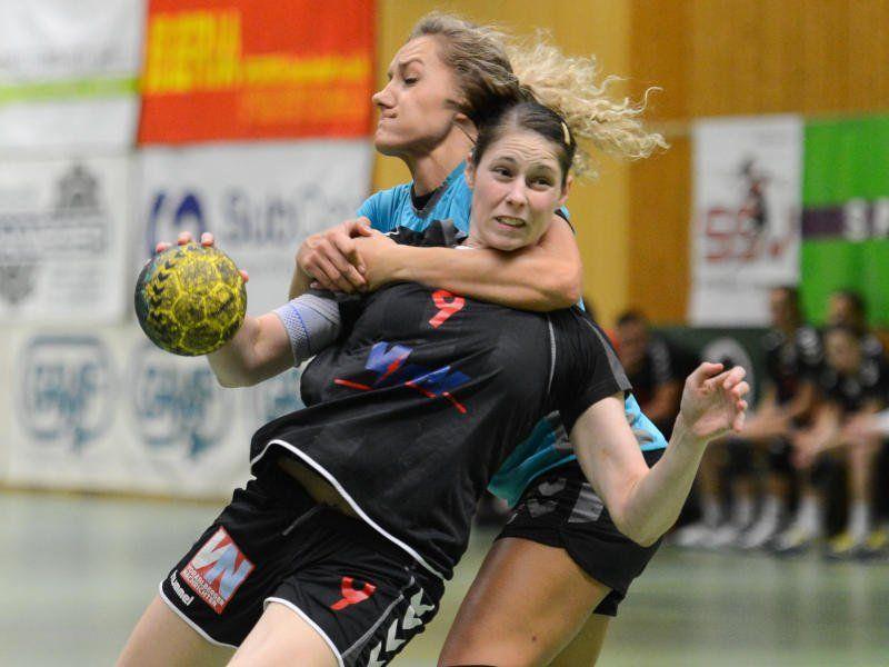 Beate Kuhn zeigte gegen das Starensemble Hypo wie die Teamkolleginnen eine gute Leistung.
