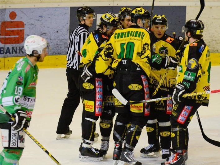 EHC Lustenau muss das Heimspiel gegen die Slowenen aus Krain gewinnen.