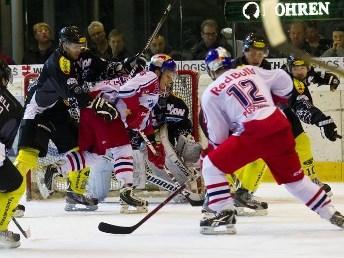 Das letzte Duell mit dem Rekordmeister KAC konnte der EBEL-Neuling EC Dornbirn gewinnen.