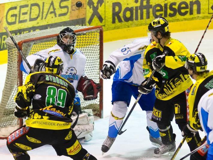 Ein neuer Trainer und ein neuer Tormann sind die Hoffnungsträger des EHC Palaoro Lustenau.