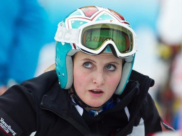 Die Lecherin Nina Ortlieb wurde Siebente und war die beste ihres Jahrgangs.