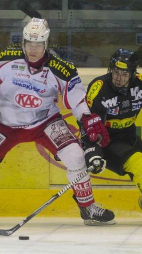 EC Dornbirn will gegen Llubjana auch ein drittes Mal gewinnen.