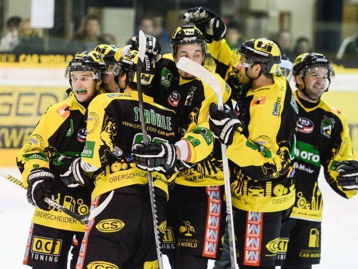 EHC Palaoro Lustenau muss am Sonntag im Heimspiel gegen Kranj gewinnen um im Play-off dabei zu sein.