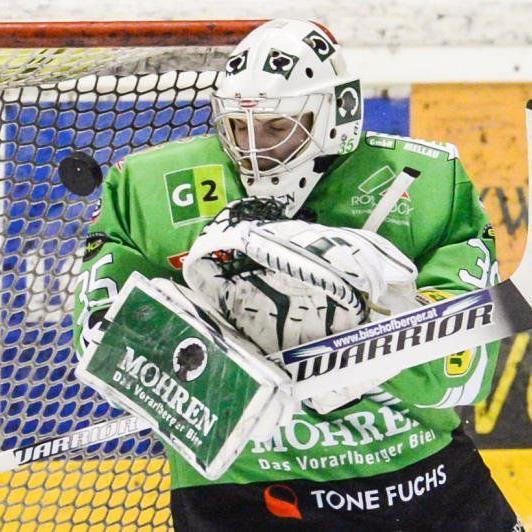 EHC Bregenzerwald verlor auch das Rückspiel gegen EHC Lustenau ganz knapp.