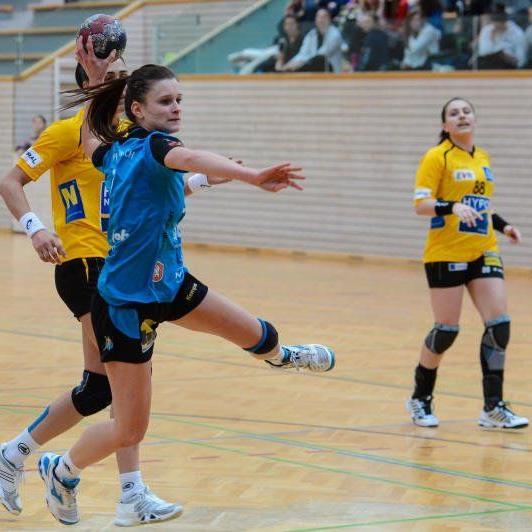 Nadja Ströhle und Co. wollen das Heimspiel gegen Korneuburg gewinnen.