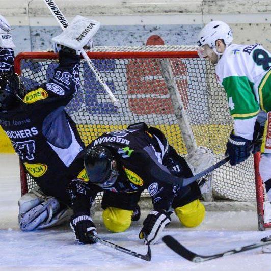 EC Dornbirn verlor in Zagreb mit 2:5-Toren, nun beginnt für die Messestädter die entscheidende Phase.