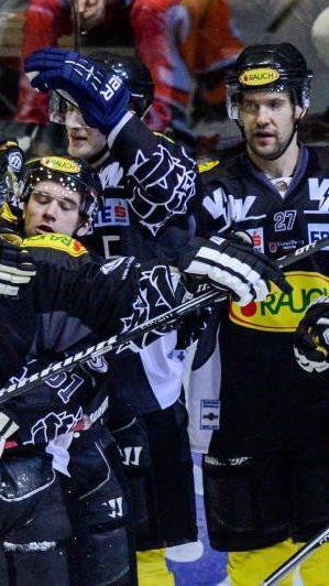 EC Dornbirn will am Dienstag beim Starensemble der Bullen aus Salzburg gewinnen.