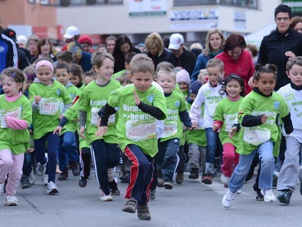 Über 3000 LäuferInnen werden Anfang April in Bludenz am Start erwartet.