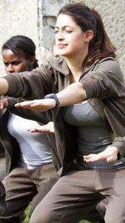 Bei ANTM wurden die Mädchen in der ersten Folge hart geprüft.