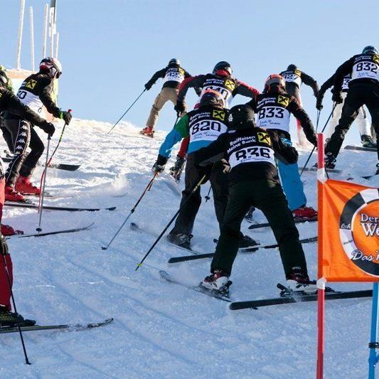 Der legendäre Weiße Ring: Das Rennen geht am 19. Jänner in die achte Runde.