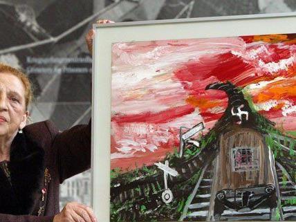 Am Montag starb die Roma-Künstlerin Ceija Stojka in Wien.