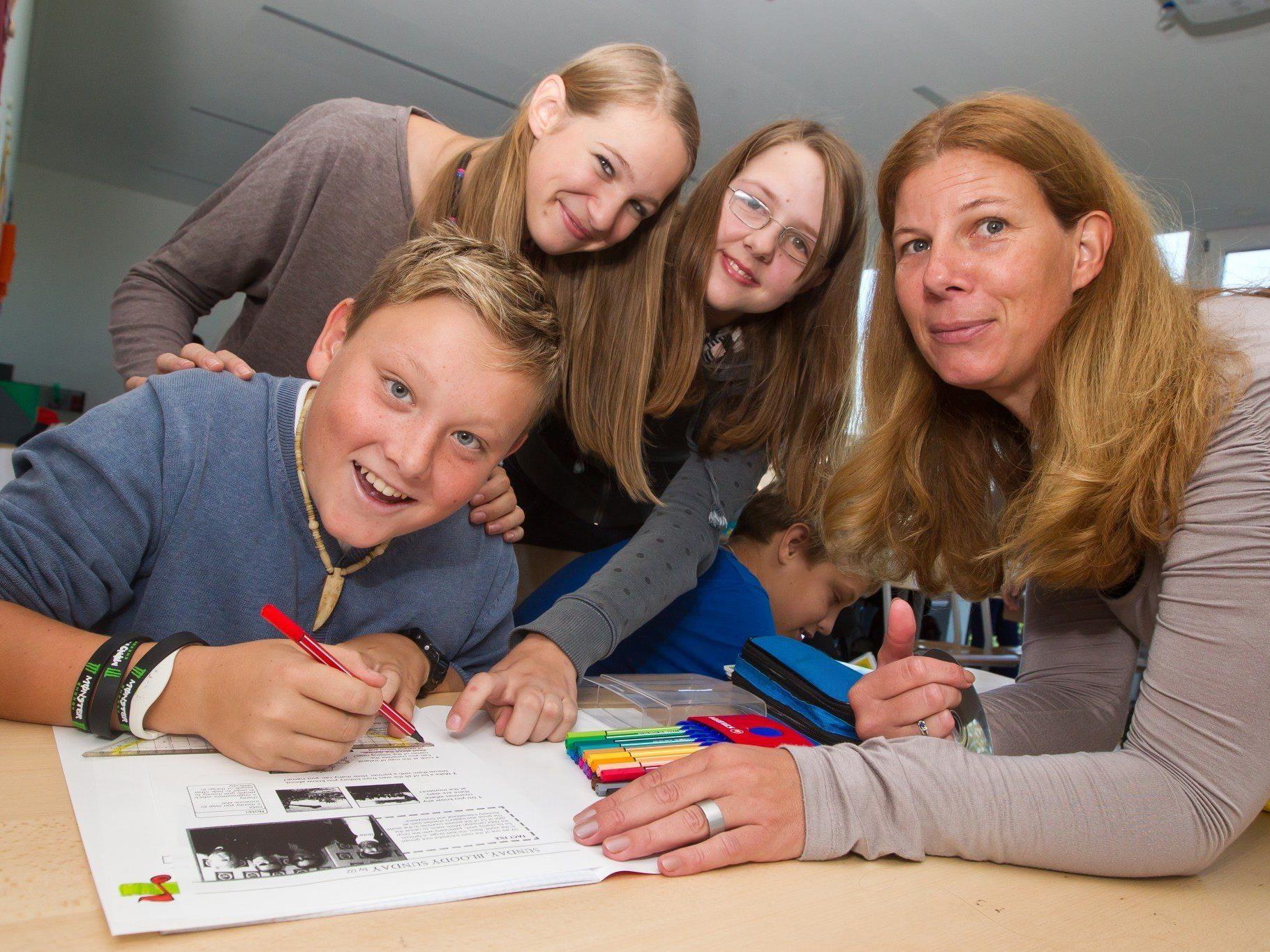 Auf gemeinde.vol.at könnt Ihr über Aktionen, Veranstaltungen und Projekte aus eurer Schule berichten.