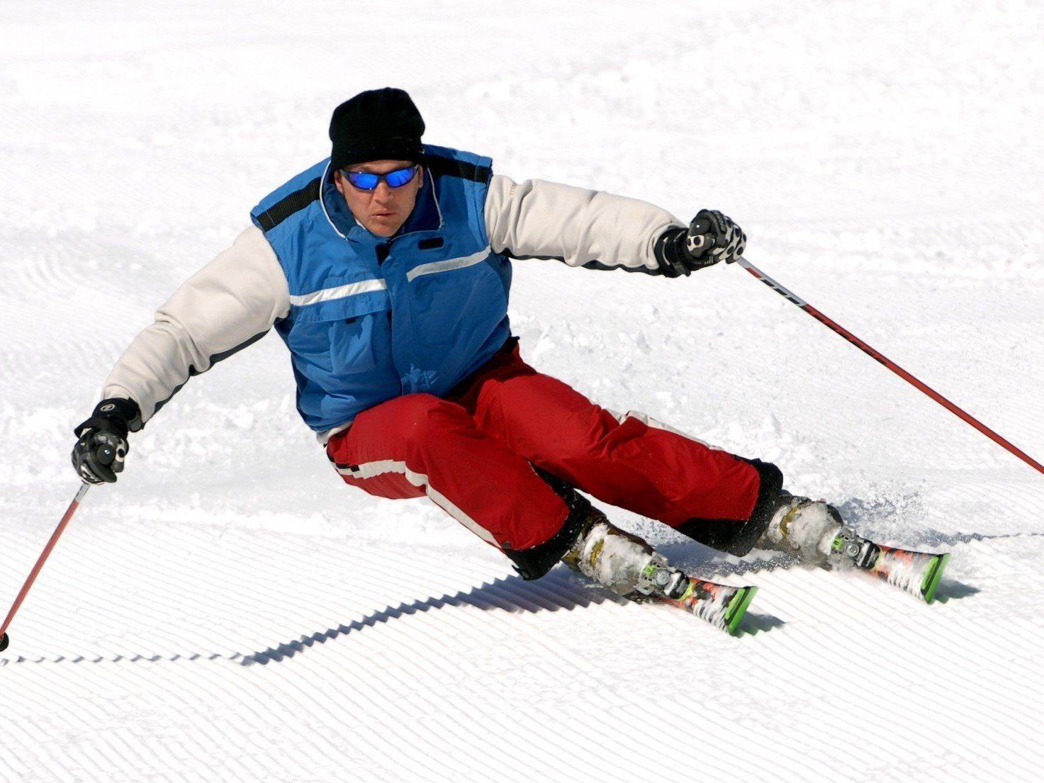 Bei einem Skiunfall am Annaberg wurden ein Niederösterreicher und ein Wiener verletzt.